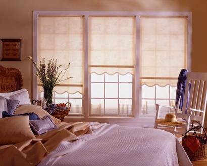 Custom Wood Shutters Cellular shades custom window treatments